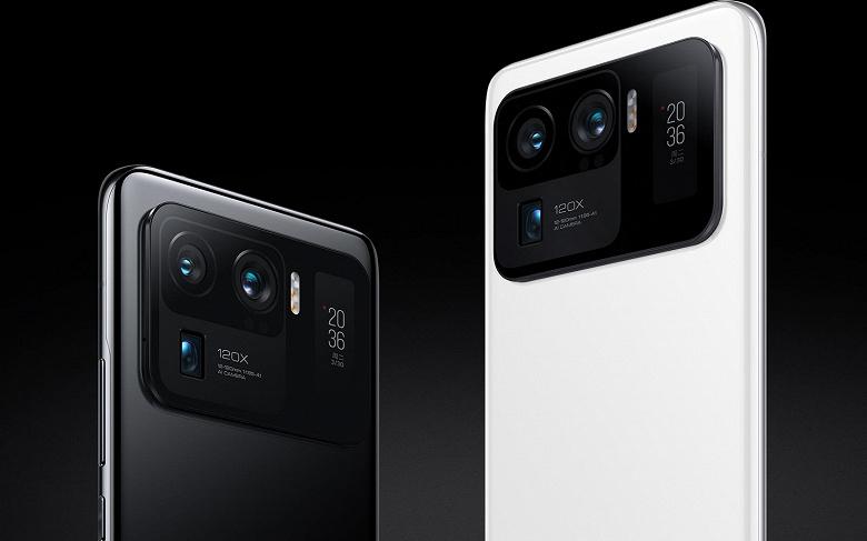 Snapdragon 888 Plus, 6000 мА•ч, 120 Вт и 144 Гц. Первые детали о Xiaomi Mi 12 Ultra