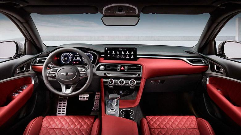 Hyundai представила первый универсал Genesis