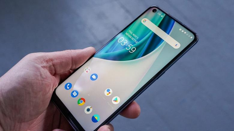 Новый смартфон OnePlus выйдет под названием Nord CE 5G