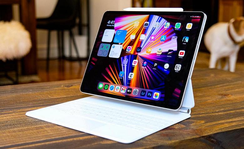 Дисплей AMOLED для планшетов Apple iPad 2024 года разрабатывает LG Display