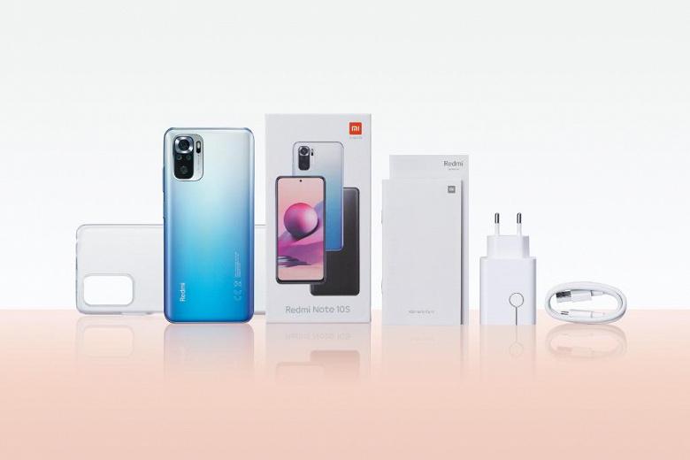 Официально: Redmi Note 10S выходит 13 мая