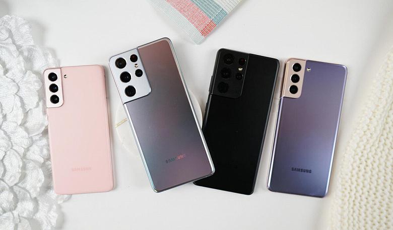 Samsung подтвердила проблемы с камерой у флагманских Galaxy S21