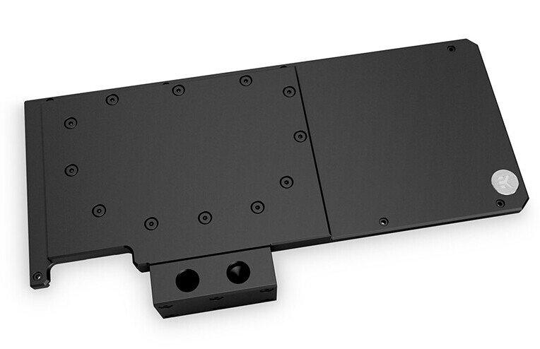 Активная задняя панель EK-Quantum Vector FTW3 RTX 3080/3090 предназначена для использования совместно с водоблоками EK-Quantum Vector FTW3 RTX 3080/3090