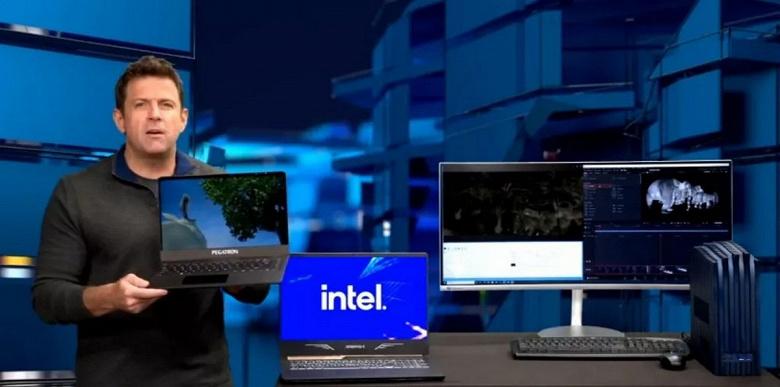 Intel показала ноутбук на совершенно новом процессоре. Alder Lake точно выйдут в этом году