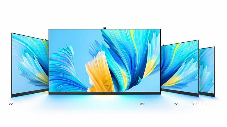 Huawei выпустит новые телевизоры, умные часы и ноутбук 19 мая