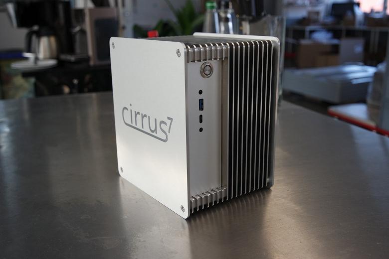Мини-ПК Сirrus7 Incus стал доступен в вариантах с процессорами Intel Core 11-го поколения