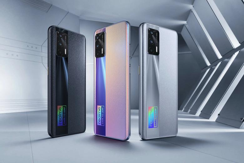 Dimensity 1200, 12/256 ГБ, 120 Гц и 4000 мА•ч. Представлен Realme X7 Max