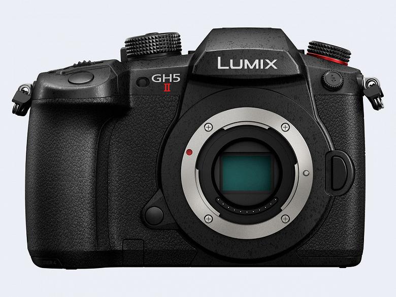 Представлена камера Panasonic Lumix DC-GH5 II