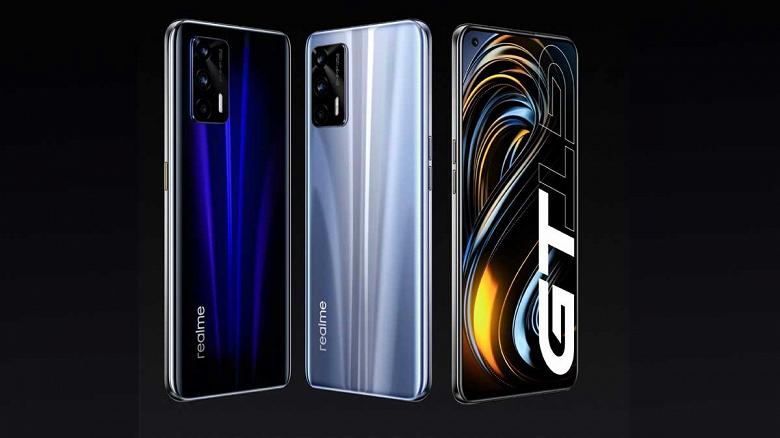 Доступный флагман Realme GT получит Android 12 уже в мае и скоро появится на мировом рынке