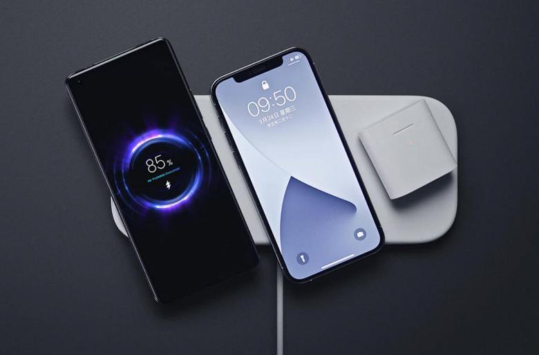 Xiaomi сделала то, что оказалось не под силу Apple: компания выпустила станцию для зарядки трёх устройств одновременно