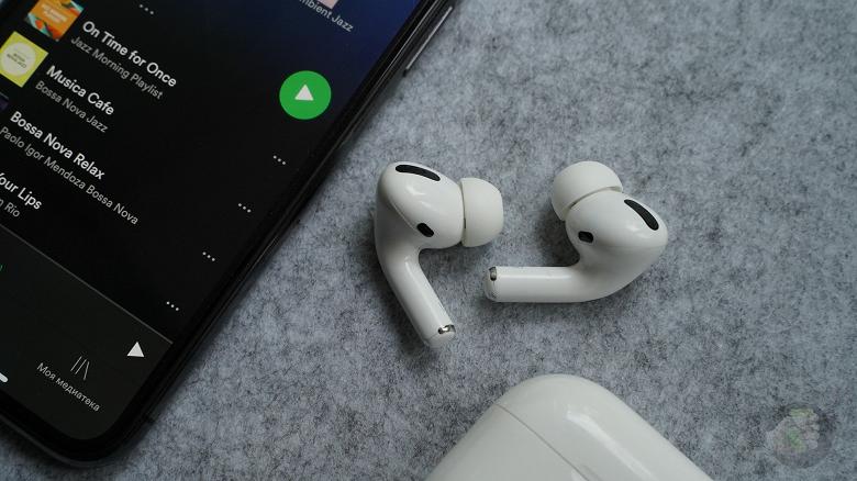 Премиальные наушники Apple AirPods Pro стали еще более привлекательными после снижения цены в США