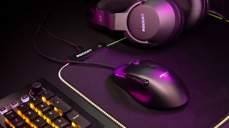 Начались продажи игровых мышей Roccat Kone Pro и Kone Pro Air