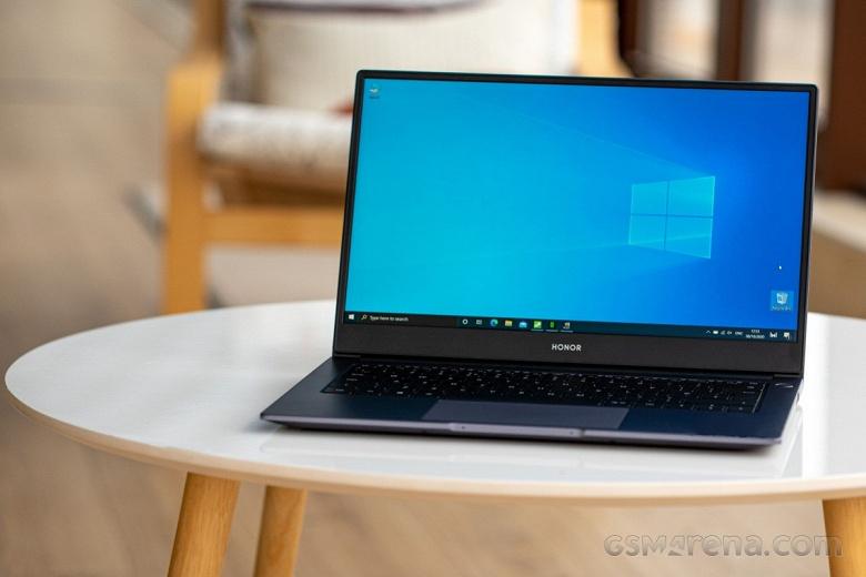 Представлены новые ноутбуки Honor с процессорами Intel 11-го поколения