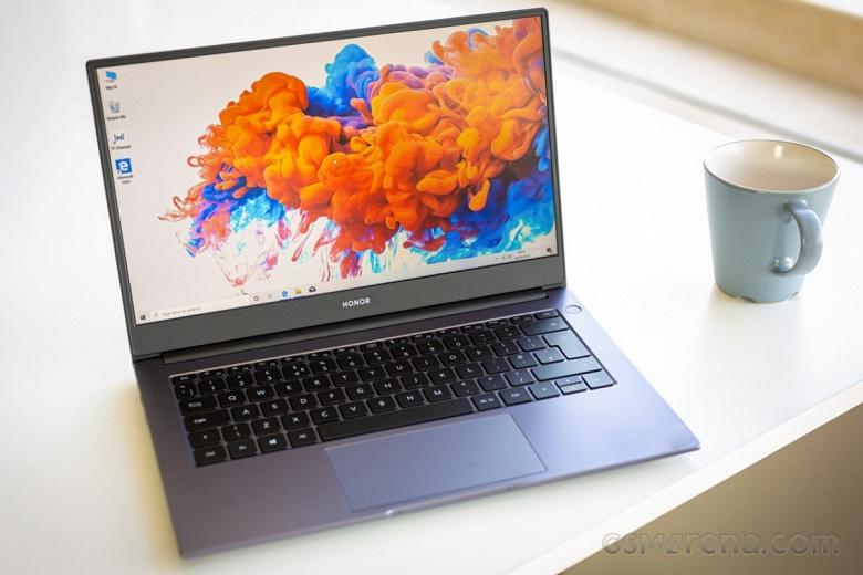 Новые ноутбуки Honor с процессорами Intel 11-го поколения появились в Европе