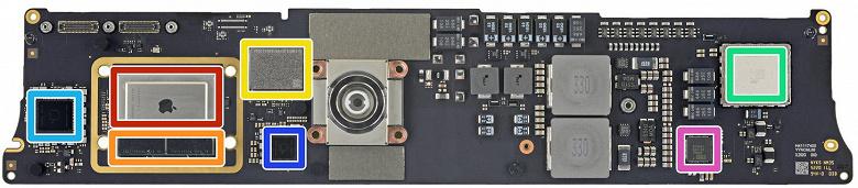 Фото дня: рентгеновский снимок нового 24-дюймового компьютера Apple iMac