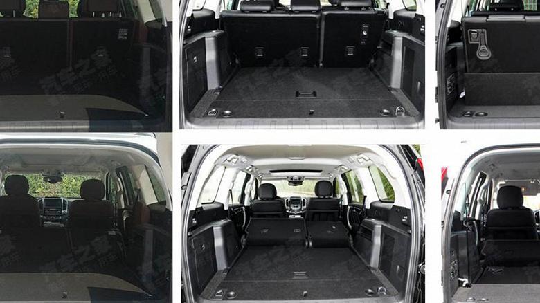 Китайский конкурент Toyota Land Cruiser Prado: подробности об обновлённом внедорожнике Haval H9