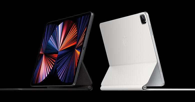 iPad Pro на Apple M1 оказался быстрее MacBook Pro с Core i9, а также гораздо быстрее iPad Pro на базе Apple A12Z