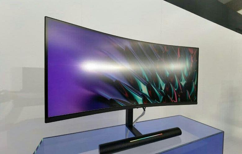 Huawei представила свой первый монитор для геймеров. Это изогнутый 34-дюймовый MateView GT с кадровой частотой 165 Гц, саундбаром и настраиваемой подсветкой