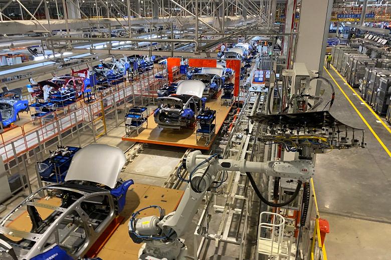 Китай подминает мировой рынок электромобилей