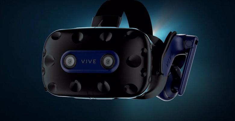 Представлены новейшие 5K-гарнитуры виртуальной реальности HTC