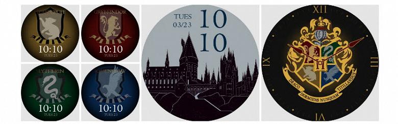 Умные OnePlus Watch Harry Potter Limited Edition предназначены для фанатов вселенной Гарри Поттера