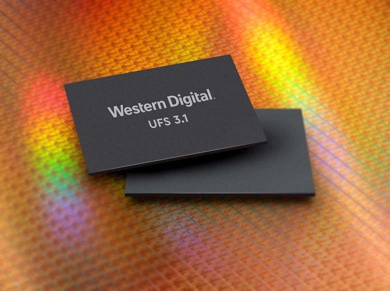 Компания Western Digital представила платформу встраиваемой флеш-памяти, соответствующую спецификации UFS 3.1