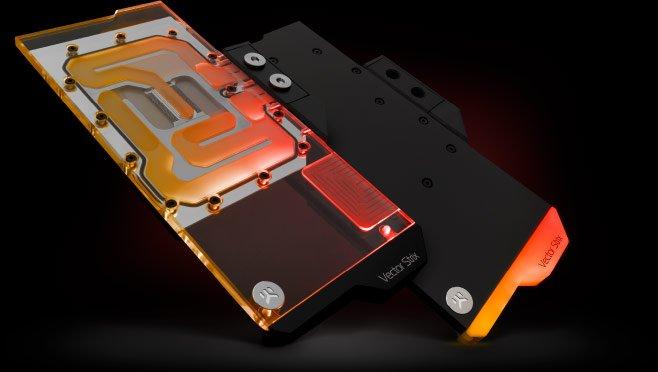 Водоблок EK-Quantum Vector Strix RX 6800/6900 D-RGB предназначен для видеокарт Asus ROG Strix Radeon RX 6800/6900