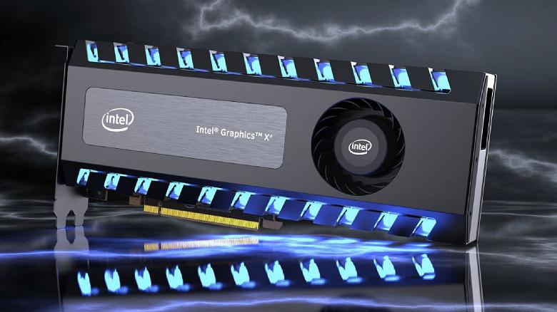 Мощные игровые видеокарты Intel уже близко