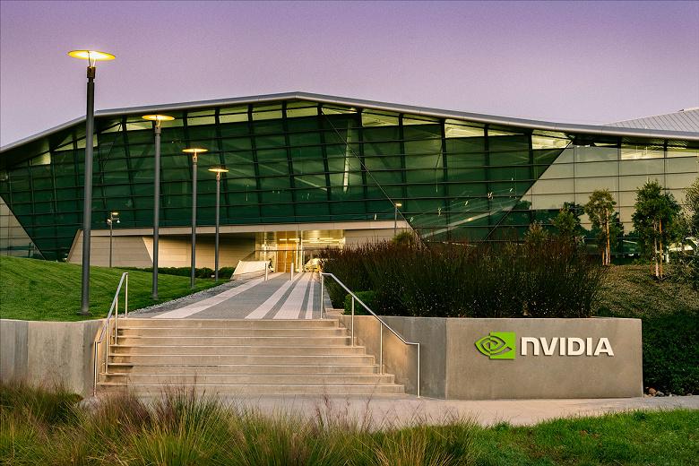 Опубликован отчёт Nvidia за первый квартал 2022 финансового года
