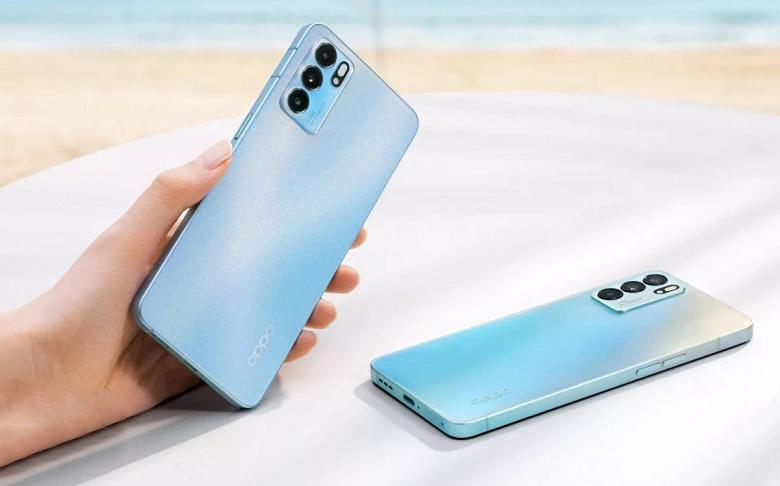 Snapdragon 870/Dimensity 1200, 50/64 Мп, 90 Гц, 4500 мА•ч и 65 Вт. Смартфоны Oppo Reno6 Pro и Reno6 Pro+ уже появились в онлайновом магазине