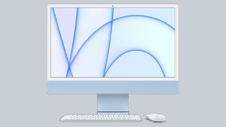 Новый IMac с Apple M1 оказался гораздо быстрее 21,5-дюймового iMac с процессором Intel