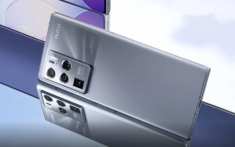 Snapdragon 888, 144 Гц, три датчика камеры по 64 Мп, 5-кратный оптический зум, 4200 мА·ч и 120 Вт. Представлен флагман Nubia Z30 Pro