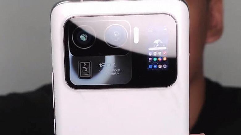 Xiaomi ответила на жалобы о дополнительном экране Xiaomi Mi 11 Ultra