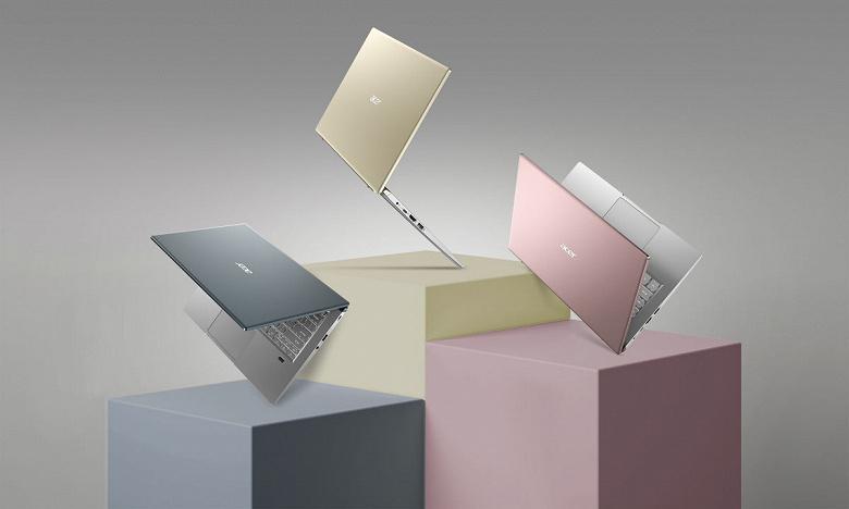 Настоящий игровой ноутбук массой менее 1,5 кг. Acer Swift X стартует с 900 долларов