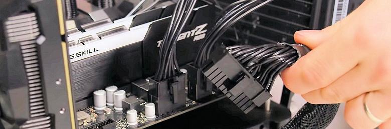 У Intel пока не получается заинтересовать производителей новым разъёмом питания ATX12VO