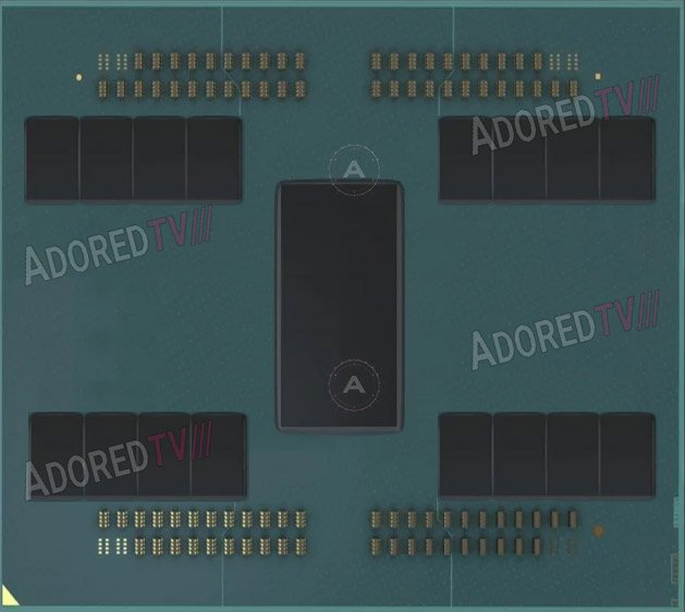 Пока Intel добралась до 56 ядер, AMD уже готовит 128-ядерные процессоры с полугигабайтом кэш-памяти. Это будут новые CPU Epyc
