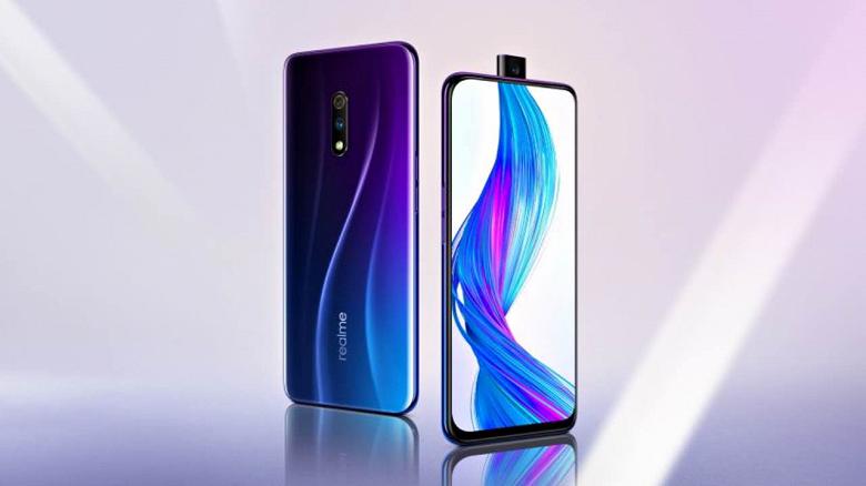 Realme продаёт по миллиону смартфонов в месяц в одном только Китае