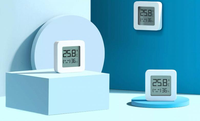 Набор из трёх термометров-гигрометров Xiaomi подешевел до $14,49