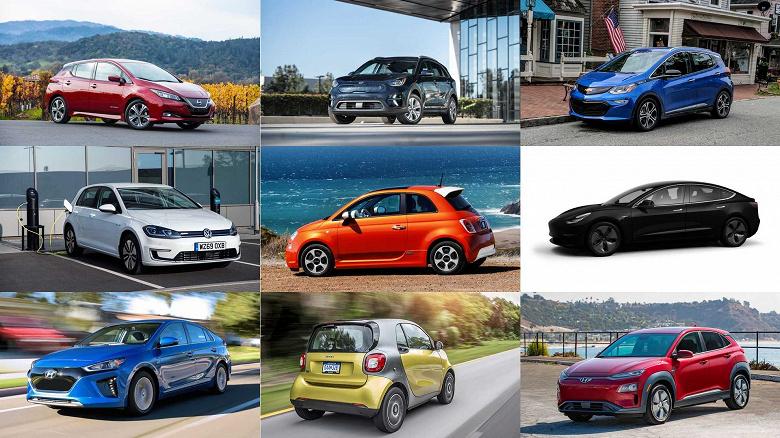 Максимальная скидка при покупке электромобиля в США вырастет до 12 500 долларов