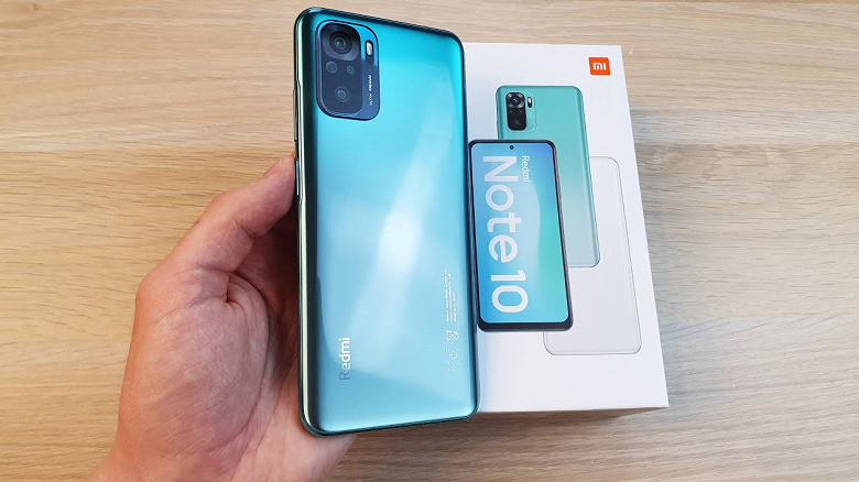 Новые смартфоны Redmi Note 10 получат другие платформы и 67-ваттную зарядку в Китае