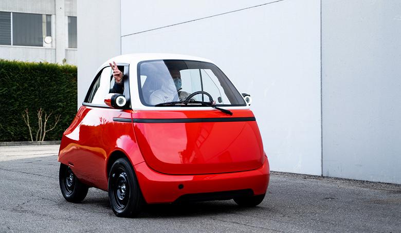 Крошечный недорогой 500-киллограммовый электромобиль с запасом хода 200 км. Microlino готовится покорять Европу