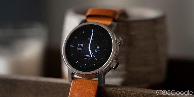 Google вспомнила про умные часы: выпущено первое приложение за годы