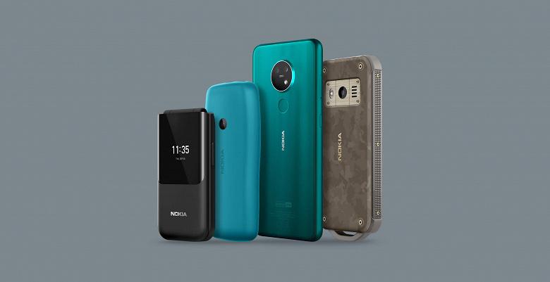 Насколько хорошо сейчас покупают телефоны Nokia? Статистика за первый квартал даёт ответ