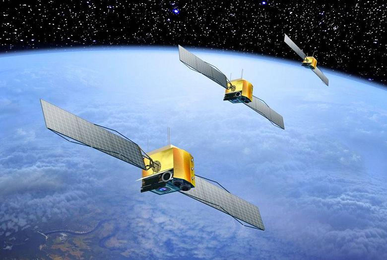 Связь OneWeb начнёт работать уже после следующего запуска спутников