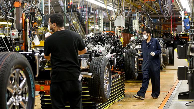 Автомобильная промышленность тонет, подержанные машины подорожают