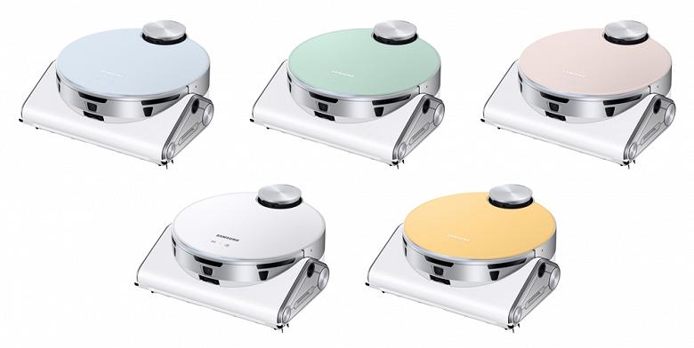 Новый робот-пылесос Samsung присмотрит за домашними питомцами