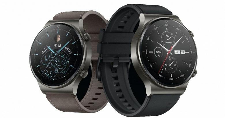 Умные часы Huawei Watch 3 и Watch 3 Pro с HarmonyOS 2.0 назвали в честь Галилео Галилея и Рихарда Вагнера