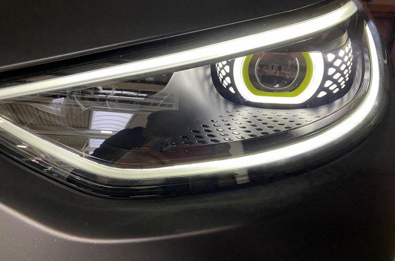 Представлен электромобиль Volkswagen с разгоном до 100 км/ч за 5,3 сек