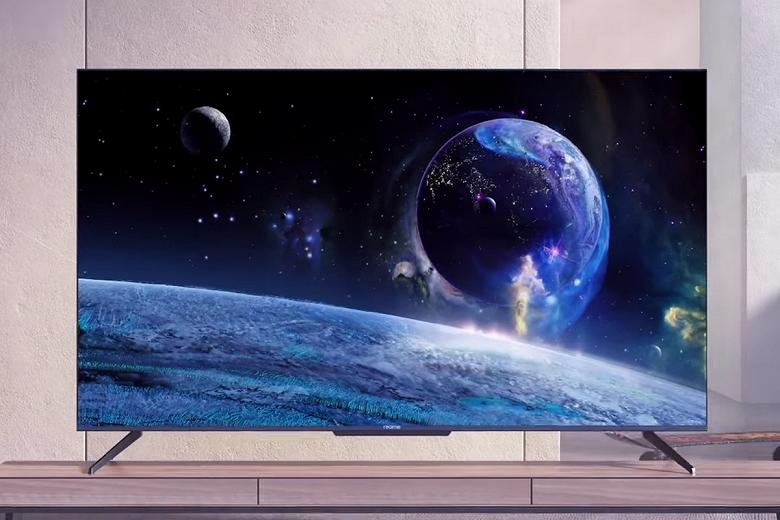 43/50 дюймов, Dolby Vision, Android TV 10, Dolby Atmos и DTS-HD. Новые телевизоры Realme Smart TV рассекречены перед анонсом