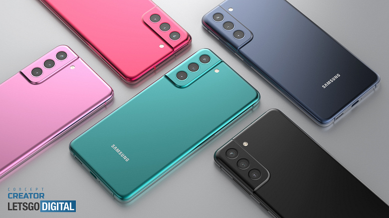 Samsung Galaxy S21 FE уже появился на официальном сайте